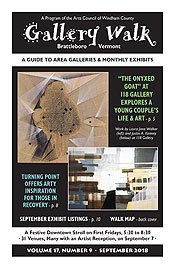 Gallery Walk Guide Cover