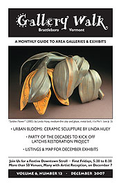 December '07 Gallery Walk Cover