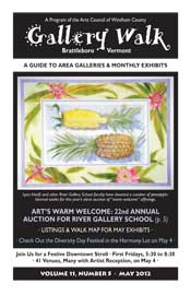 May '12 Gallery Walk Cover