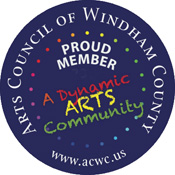 Arts Council of Windham County's logo