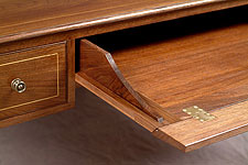 Detail from desk by Jason Breen