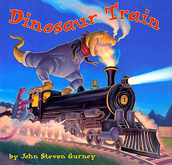 Cover of Dinosaur Train