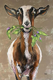Goat Salad by Caryn King