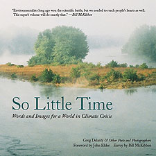 Cover of So Little Time book