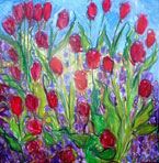 Tulips by Janet Picard