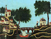 Landscape with Bridge
