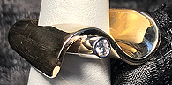 Ring by Sidney's Art Jewelry