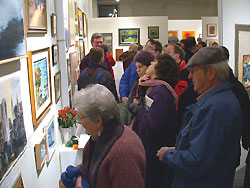 Opening at Windham Art Gallery