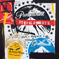 Paramount Pictures by Warhol and Basquiat