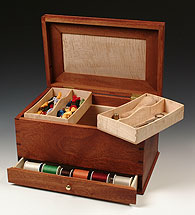 Sewing box by Jason Breen