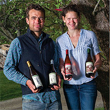 Whetstone CiderWorks owners