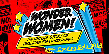 Graphic for Wonder Women film
